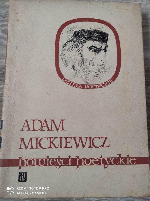 Powieści Poetyckie Tom 2 Adam Mickiewicz 1964r. Papowo Toruńskie - image 1
