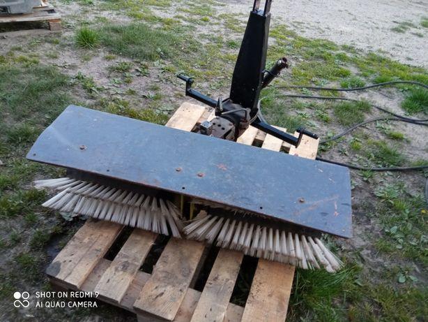 Zamiatarka do traktorka na wałek wom