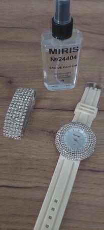 часы в камнях новые+подарок