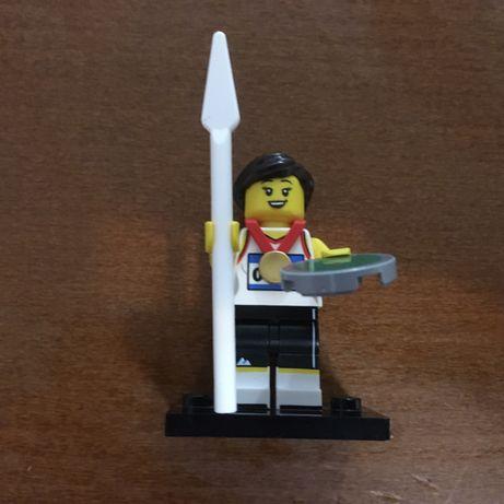 Lego minifigures seria 20 Sportowiec