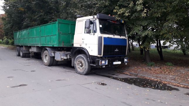 MAZ 54329 , маз