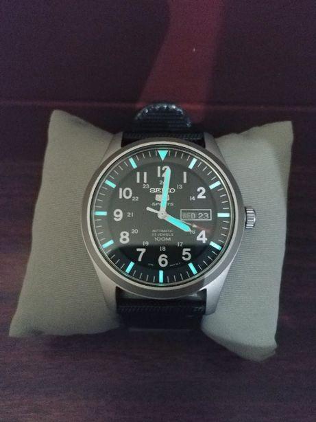 Seiko 5 Sports Japan Automatic часы мужские механические новые