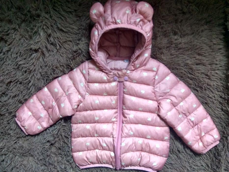 Продам дитячу курточку (весна-осінь) Коростышев - изображение 1