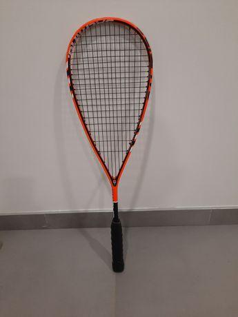 Vendo raquete squash salming fusione 130g