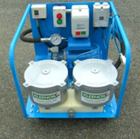 Filtracja oleju Kleen Oil wynajem maszyny do filtracji Olej