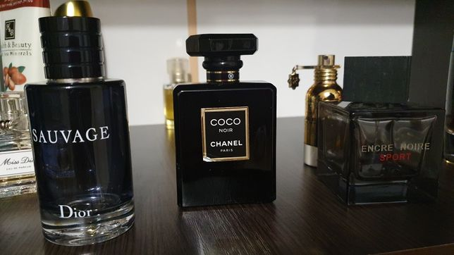 Флакон бутылка от парфюмерии  Dior Chanel Lalique