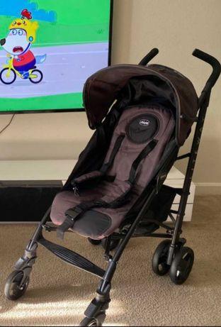 Chicco liteway коляска