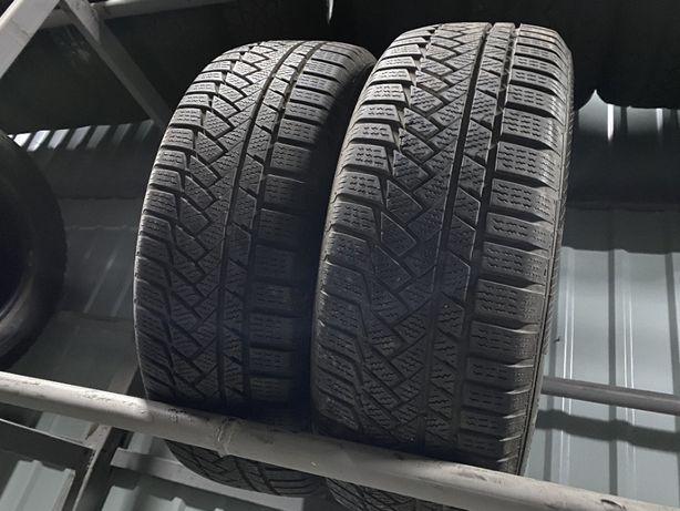 зима 205\60\R16 2016г Continental Winter TS 850P 2шт шины