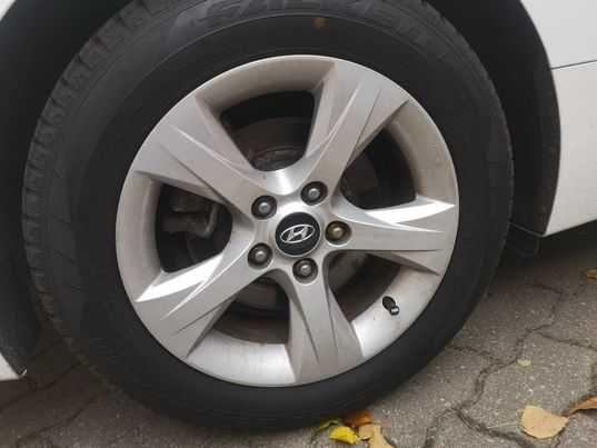 4 szt Alufelgi Felga Hyundai i40 oryginalne 16 5x114,3