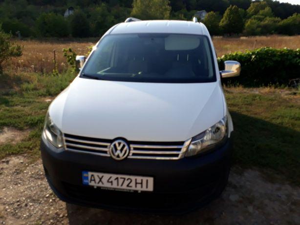 Срочно! Продам VW Caddy Maxy пасс год вып 2012 пробег 137 тыс км бел