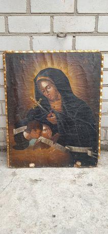 Икона матерь божья