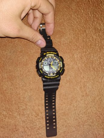 Часы наручные Casio G-SHOCK Protection