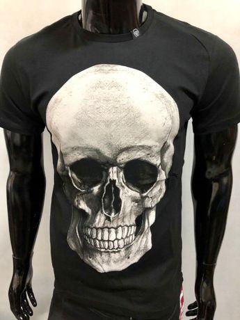 Philipp Plein koszulka Męska super jakość