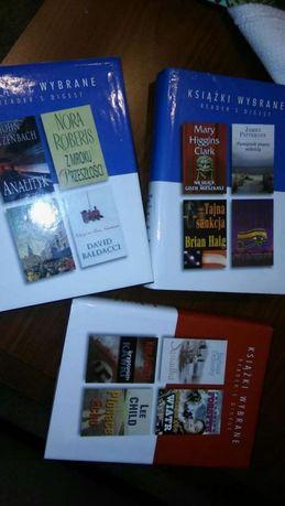 Zestaw 3 książek- IDEALNY NA PREZENT