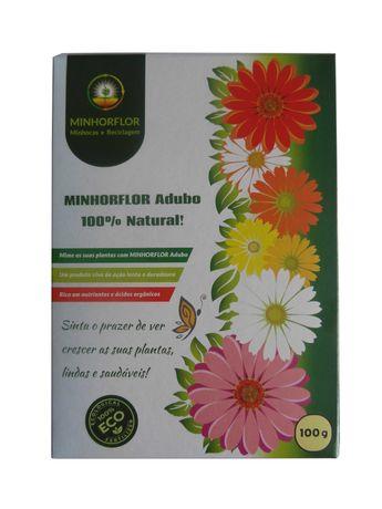 MINHORFLOR ADUBO 100% Natural!