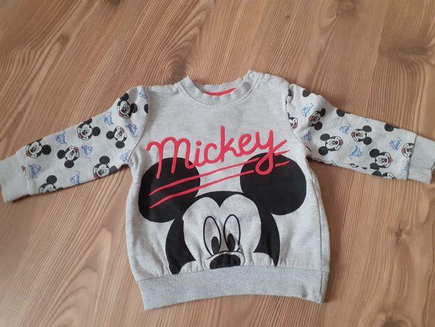 Bluza Mickey rozmiar 74