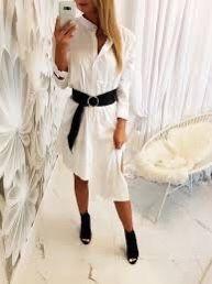 Sukienka koszulowa by o la la