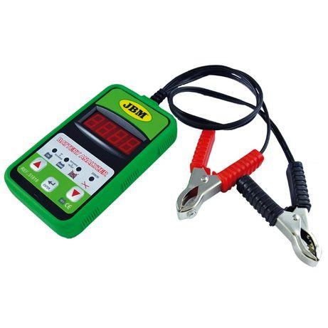 Teste baterias digital 12V