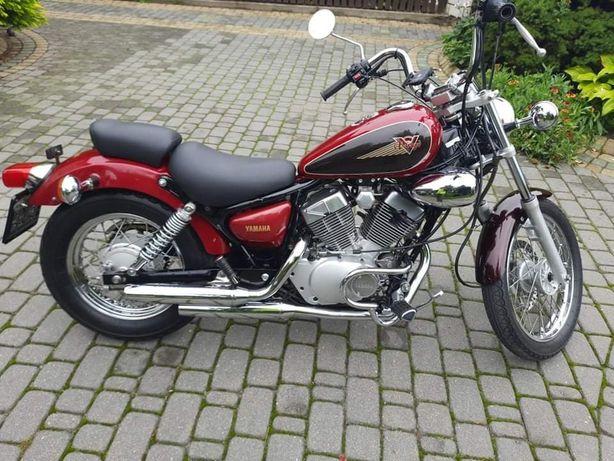 Yamaha Virago 125