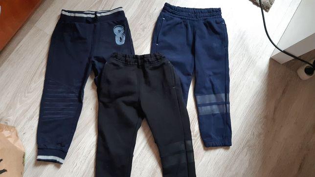 Spodnie dresowe zara cocodrillo 104