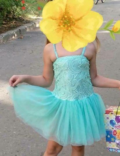 Продам детское платье. Артемовск - изображение 1