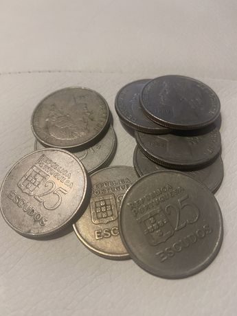 Moeda 25 escudos