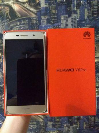 мобильный телефон, смартфон Huawei Y6 Pro