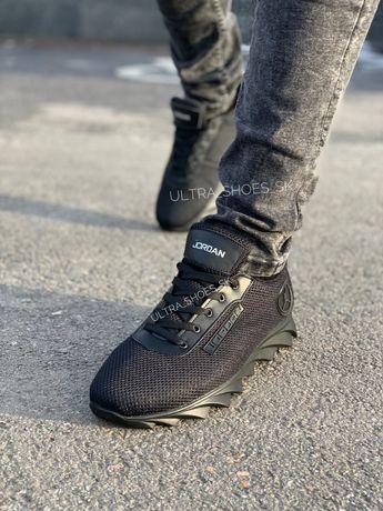 Jordan кроссовки мужские текстиль