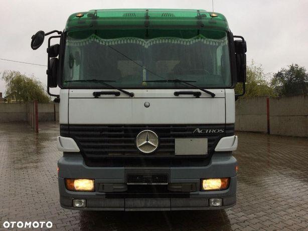 Mercedes-Benz Actros  2543 Hakowiec, Wersja Long,Kamera,asist ATL Gergen Abroller GRK 18/85K