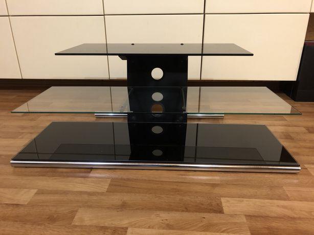 Подставка под телевизор, стеклянный стол