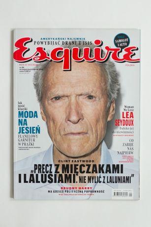 ESQUIRE Polska No.5 2016 Clint Eastwood