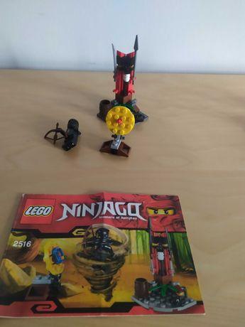 LEGO ninjago zestawy 2516 i 2258