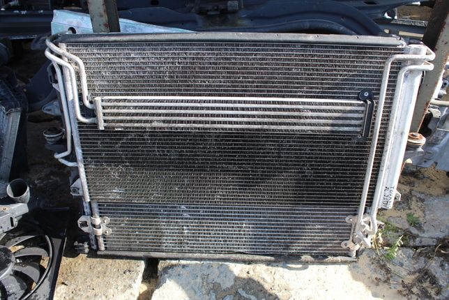 Komplet chłodnic VW Touareg 7L 3.0TDI