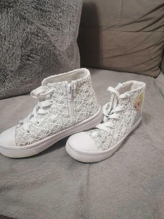 Buty dziewczęce jak nowe Grajewo - image 1