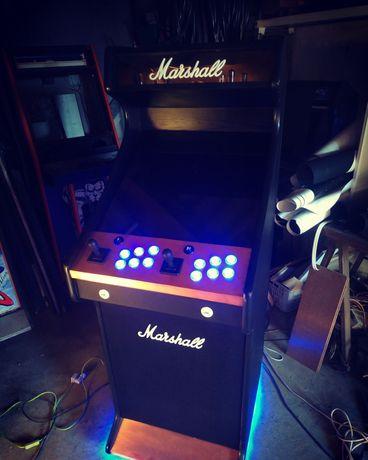 Restauro de máquinas arcade vintage
