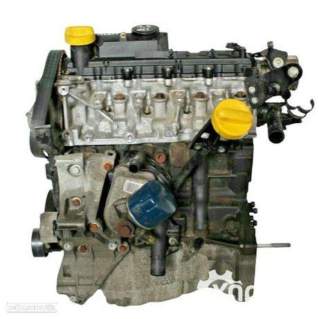 Motor RENAULT CLIO III (BR0/1, CR0/1) 1.5 dCi | 05.05 - Usado REF. MOTOR K9K 77...