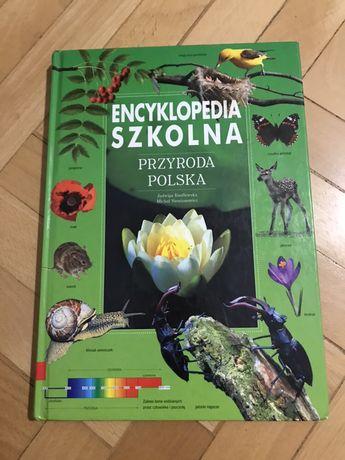 Encyklopedia szkolna. Przyroda polska