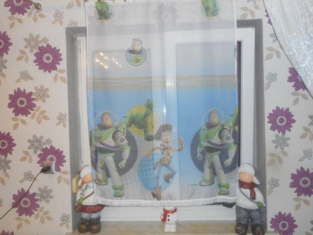 Firanka Toy Story szer.86 cm wys.116