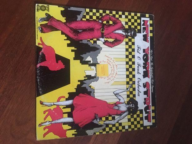 Fist-O-Funk Orchestra – New York Strut winyl singiel disco funk