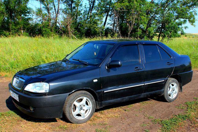 Автомобиль Chery Amulet 2008
