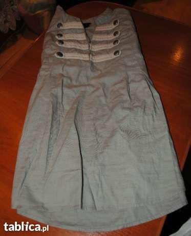Siwa bluzka firmy H&M ROZM.S