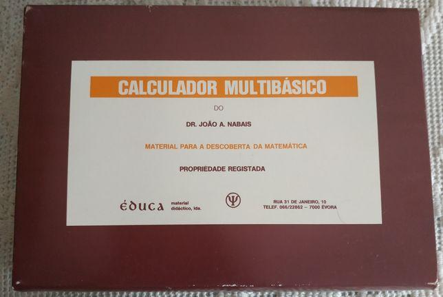 Calculador Multibásico