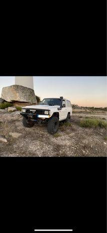 Nissan Patrol 260 TD27