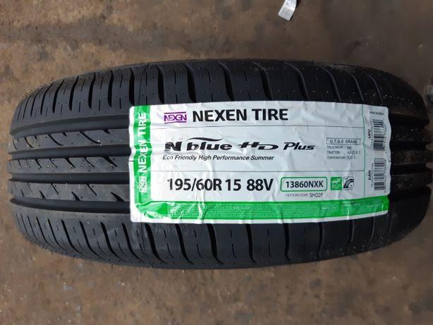 Літні шини Nexen N-BLUE HD+ 195/60 R15 [88]V