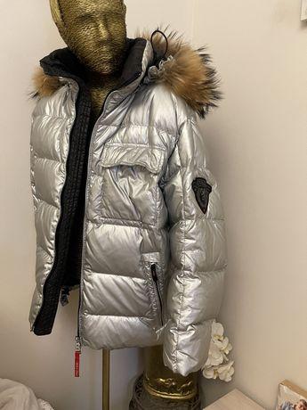 Куртка жен.пух нат.Bogner, оригинал M-L, лыжная.