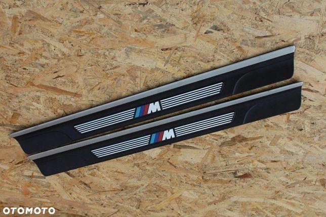 Listwy na progi BMW e46 m3 m pakiet coupe cabrio