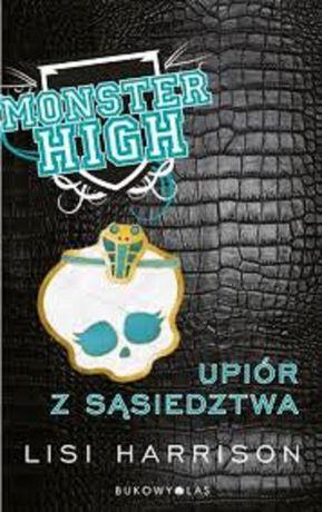 Monster High 2 Upiór z sąsiedztwa