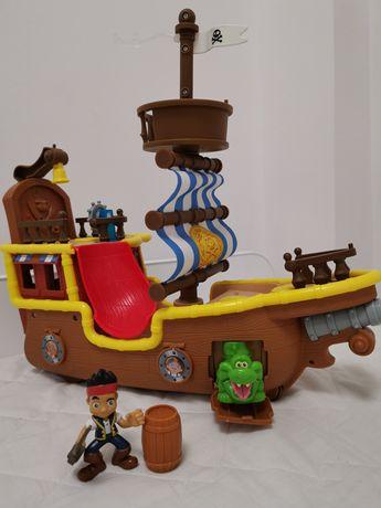 Statek piracki i Jake z Nibylandii Fisher Price