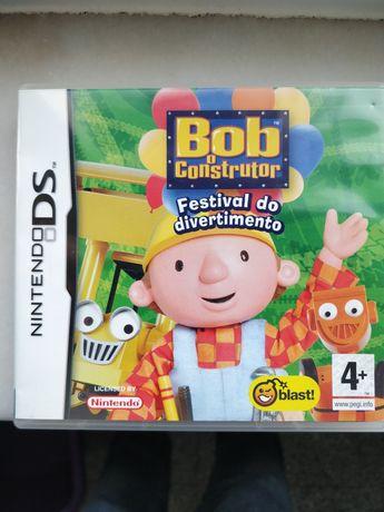 Nintendo DS Bob o construtor