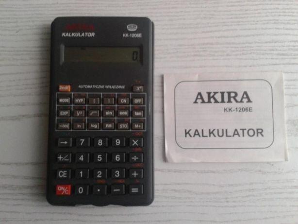 Kalkulator wielofunkcyjny - matematyczny Akira.